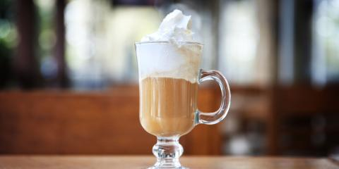 Ice Blended®: The Frozen Coffee Drink That Started It All , Manhattan, New York