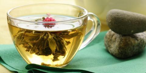 Introducing Lychee Blossoming Tea, Now at Participating Coffee Shops, Santa Barbara, California