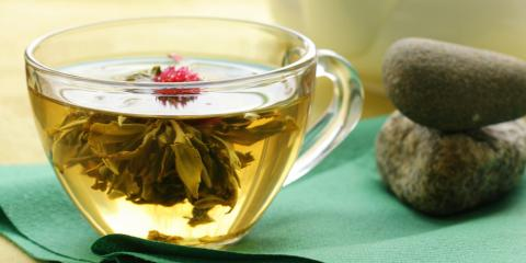 Introducing Lychee Blossoming Tea, Now at Participating Coffee Shops, Baltimore, Maryland