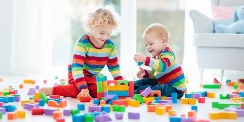 3 Tips for Teaching Toddlers to Share, West Chester, Ohio