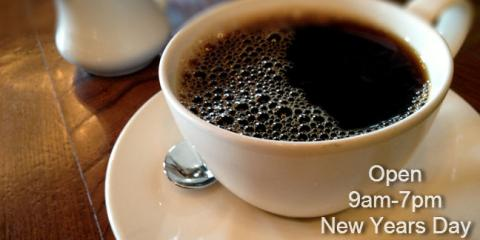 Enjoy New Year's Day With Fresh Coffee and Breads at Garden of Eden , Manhattan, New York