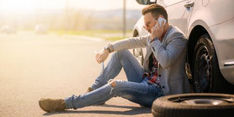 4 Tips for Dealing With a Flat Tire, Russellville, Arkansas