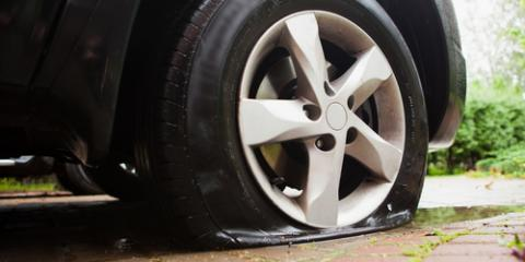 Have a Flat Tire? These 3 Reasons Could Explain Why, Russellville, Arkansas