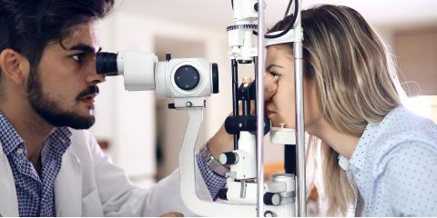 3 Diseases Optometrists Notice During Routine Eye Exams, Manhattan, New York