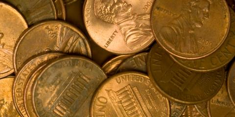 What Affects the Value of Pennies?, Cincinnati, Ohio