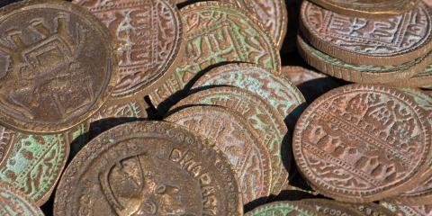 Why You Shouldn't Clean a Rare Coin Collection, Cincinnati, Ohio