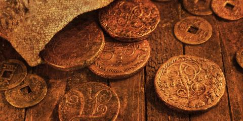 What Are Coins With Shipwreck Effect?, High Point, North Carolina