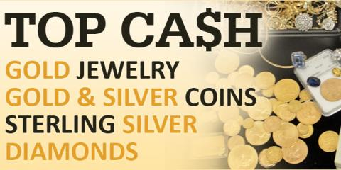 #1 Coin Buyers In NJ, Carle Place, New York