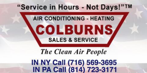 New York Air Conditioning Professionals Explain Why You Need Air Duct Cleaning, Frewsburg, New York
