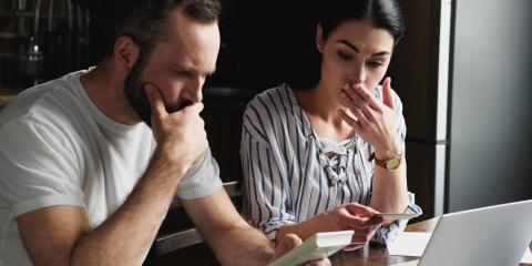 5 Steps for Prioritizing Expenses When You're in Financial Trouble, Colchester, Connecticut