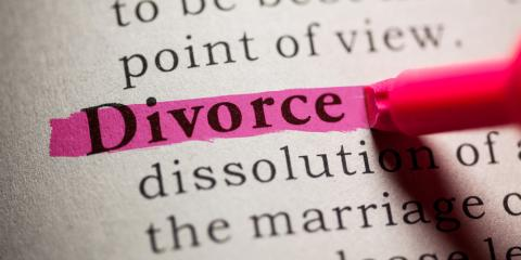 3 Areas You Should Let Your Divorce Attorney Handle, Colchester, Connecticut