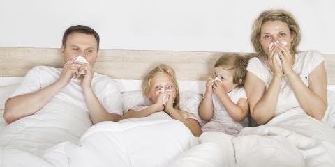 Essential Health Items to Always Have on Hand in Case of Sickness, North Bethesda, Maryland