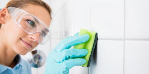 5 Ways to Protect Bathroom Tile Grout, Colfax, North Carolina