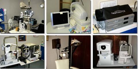 Diabetics eye exam, Honolulu, Hawaii