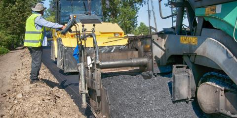The Pros & Cons of Concrete & Asphalt Paving, Queens, New York