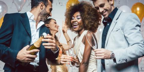 4 Hairstyles for Your New Year's Party, Chattanooga, Tennessee