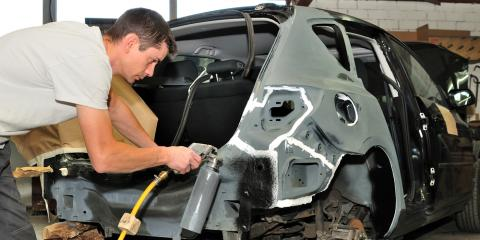 Collision Repair Shop Explains How Long Auto Body Work Takes, East Hanover, New Jersey