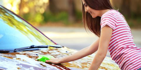 How to Take Care of Your Car's Paint After Collision Repair, Ewa, Hawaii