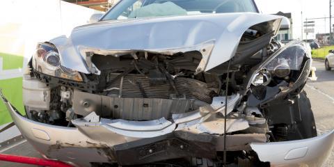 4 FAQ About Damaged Car Frames, Colerain, Ohio