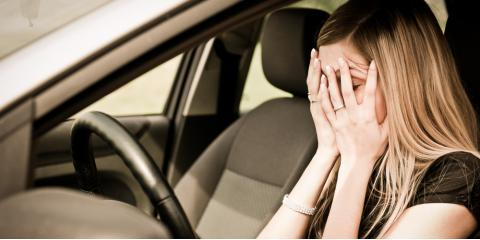 Why a Fender Bender May Be More Serious Than You Think, Wallkill, New York