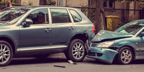 3 Types of Damage to Look Out for After an Auto Accident, Covington, Kentucky