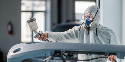 How Auto Paint Technology Has Improved, Springfield, Ohio
