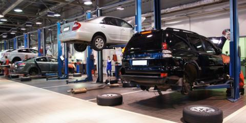 Why Choose a Collision Repair Shop That Also Offers Mechanical Repair?, Somerville, Massachusetts