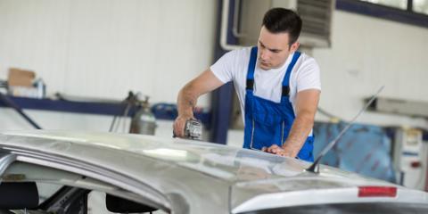 4 Most Common Types of Auto Body Damage, Grand Rapids, Michigan