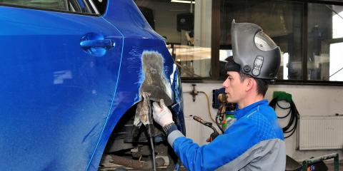 Do's & Don'ts of Auto Collision Repair, High Point, North Carolina