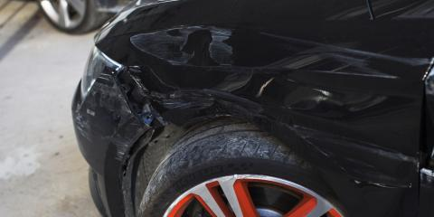 Collision Shop vs. Auto Body Shop: Understanding the Difference, Evergreen, Montana