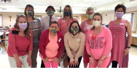 National Nursing Home Week Celebrated With Fun at Onalaska Care Center, La Crosse, Wisconsin