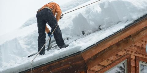 How to Maintain the Roof in Winter, Fountain, Colorado