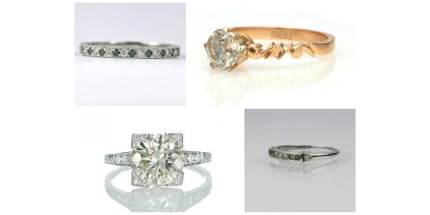 Downton Abbey Inspires a Generation of Engagement Rings!, Manhattan, New York