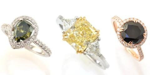 For a Wide Range of Choices, Visit Leigh Jay Nacht For Engagement Rings & More, Manhattan, New York