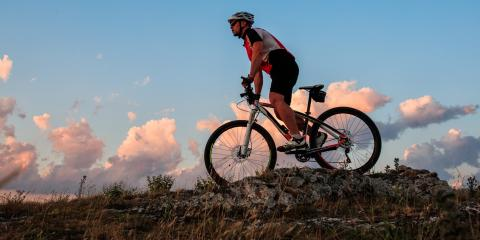 4 Common Types of Bikes, Columbia, Missouri