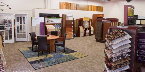 Cover your home in patterned carpet from columbia 39 s best for Flooring company columbia md
