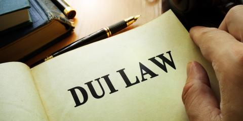 Why It's Crucial to Have an Experienced DUI Attorney Handle Your Case, Columbia, Missouri