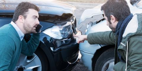 5 Types of Automobile Accidents, Coram, Montana