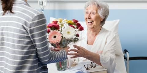 The 3 Best Types of Flowers to Give Someone in the Hospital, ,