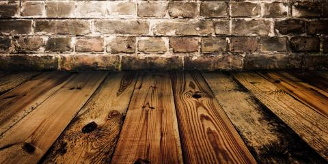3 Things to Do When a Leak Causes Water Damage to Your Hardwood Floors, Kalispell, Montana