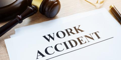 How to Determine if Your Employer Is Liable for a Workplace Accident, Coram, Montana
