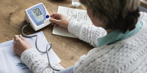 A Guide to Blood Pressure Readings, Clarksville, Maryland