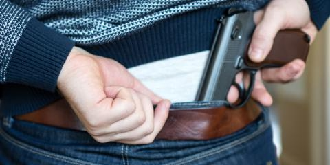 What Are the Benefits of Concealed Carry Insurance?, Columbia, Illinois
