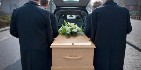 The Do's & Don'ts of Dressing for Funerals, Columbia, Illinois