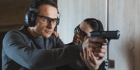 5 Tips to Improve Pistol Accuracy, Columbia, Illinois