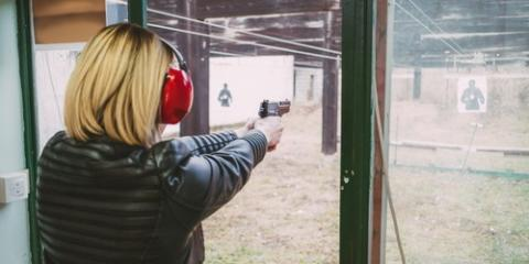 What Shooting Competitions Will You Find at Shooter's Firearms & Indoor Range?, Columbia, Illinois