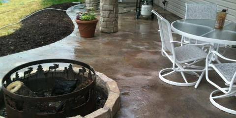 5 Benefits of Having a Concrete Patio, Columbia, Illinois