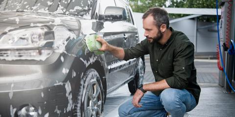 Do's & Don'ts of Washing a Freshly Painted Car , Columbia, Missouri