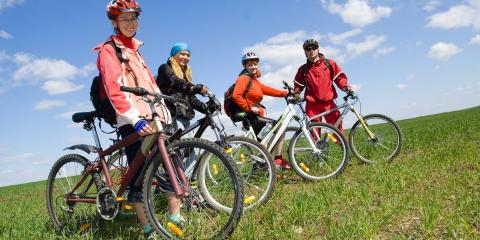4 Items to Bring on a Bicycle Ride, Columbia, Missouri