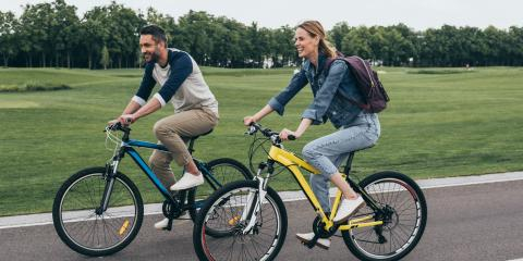 4 Health Benefits of Riding a Bicycle, Columbia, Missouri